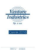 Venture Industries 2016, wentylatory