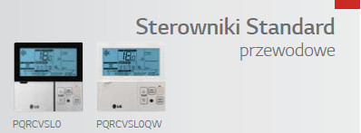 sterowniki standard