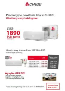 Promocja CHIGO