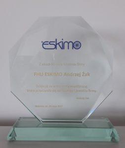 30-lecie firmy FHU Eskimo
