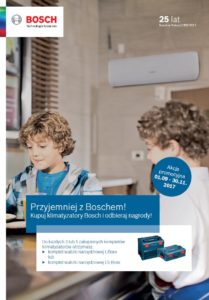 Promocja Bosch klimatyzacja