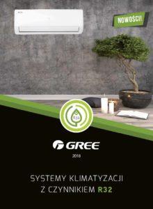 GREE R32 katalog 2018