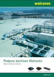 Podpory dachowe Walraven