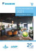 Daikin 04.2021, klimatyzatory komercyjne